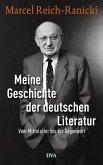 Meine Geschichte der deutschen Literatur (eBook, ePUB)