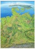 Panoramakarte Deutschland, Planokarte