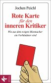 Rote Karte für den inneren Kritiker (eBook, ePUB)