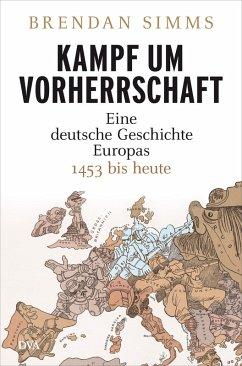 Kampf um Vorherrschaft (eBook, ePUB) - Simms, Brendan
