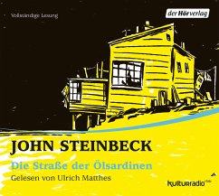 Die Straße der Ölsardinen (MP3-Download) - Steinbeck, John