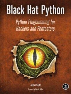 Black Hat Python - Seitz, Justin
