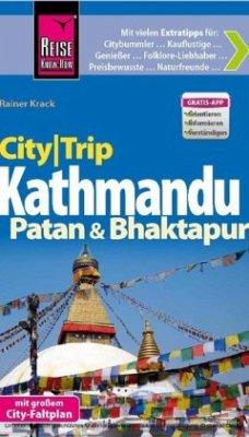 Reise Know-How CityTrip Kathmandu, Patan und Bh...