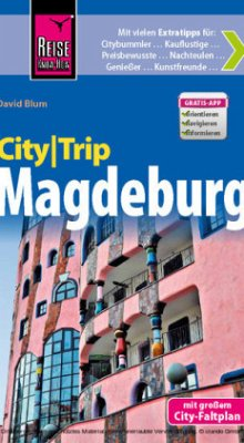 Reise Know-How CityTrip Magdeburg - Blum, David