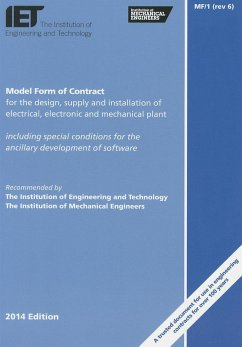 Model Form Contract for the Design, Supply and ...