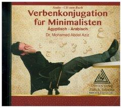Ägyptisch-Arabisch für Minimalisten, Audio-CD - Abdel Aziz, Mohamed