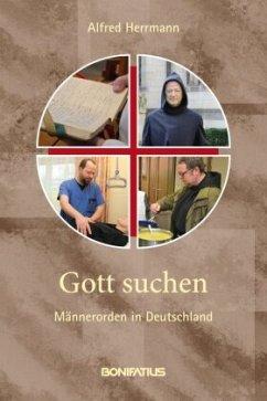 Gott suchen - Herrmann, Alfred