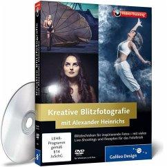 Kreative Blitzfotografie mit Alexander Heinrich...