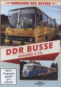 DDR Busse, 1 DVD