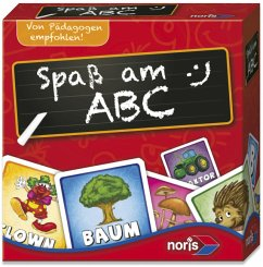 Mini Lernspiel, Spaß am ABC (Kinderspiel)