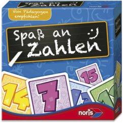 Mini Lernspiel, Spaß an Zahlen (Kinderspiel)