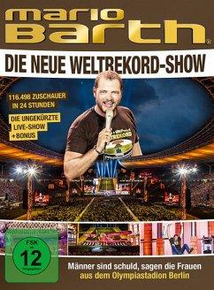 Mario Barth: Weltrekord-Show - Männer sind schuld, sagen die Frauen (DVD) - Barth,Mario