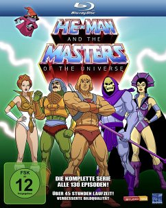 He-Man and the Masters of the Universe - Season 1 + 2 - N/A