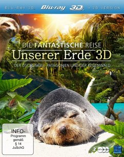 Unsere Erde (3 Discs, Blu-ray 3D + 2D Version) - N/A