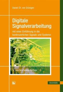Digitale Signalverarbeitung - Grünigen, Daniel Ch. von