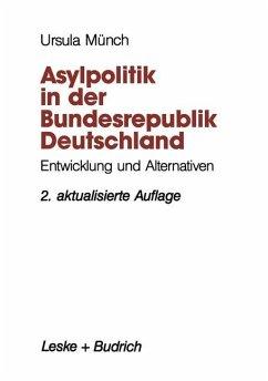 Asylpolitik in der Bundesrepublik Deutschland