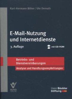 E-Mail-Nutzung und Internetdienste, m. CD-ROM - Böker, Karl-Hermann; Demuth, Ute