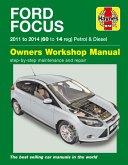 Ford Focus Petrol & Diesel (11 - 14) 60 To 14