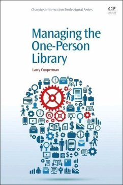Managing the One-Person Library - Cooperman, Larry
