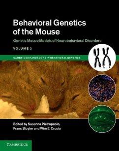 Behavioral Genetics of the Mouse, Volume 2: Genetic Mouse Models of Neurobehavioral Disorders