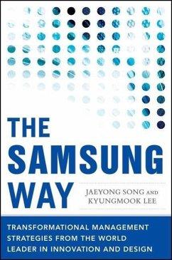 The Samsung Way: Transformational Management St...