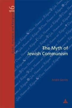 Myth of Jewish Communism (eBook, PDF) - Gerrits, Andre W. M