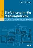 Einführung in die Mediendidaktik (eBook, PDF)