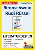 Rennschwein Rudi Rüssel - Literaturseiten (eBook, PDF)