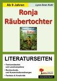 Ronja Räubertochter - Literaturseiten (eBook, PDF)