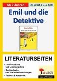 Emil und die Detektive - Literaturseiten (eBook, PDF)