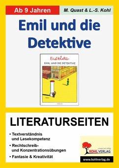 Emil und die Detektive - Literaturseiten (eBook, PDF) - Quast, Moritz; Kohl, Lynn S