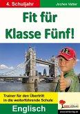 Fit für Klasse Fünf! - Englisch (eBook, PDF)
