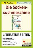 Die Sockensuchmaschine - Literaturseiten (eBook, PDF)