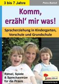 Komm, erzähl' mir was! (eBook, PDF)