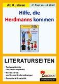 Hilfe die Herdmanns kommen - Literaturseiten (eBook, PDF)