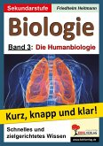 Biologie - Grundwissen kurz, knapp und klar! (eBook, PDF)