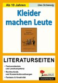 Kleider machen Leute - Literaturseiten (eBook, PDF)