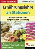 Ernährungslehre an Stationen (eBook, PDF)
