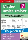 Mathe-Basics-Trainer 7. Schuljahr (eBook, PDF)