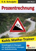 Kohls Mathe-Trainer - Prozentrechnung (eBook, PDF)