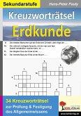 Kreuzworträtsel Erdkunde (eBook, PDF)