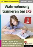 Wahrnehmung trainieren bei LRS (eBook, PDF)