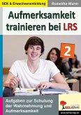 Aufmerksamkeit trainieren bei LRS (eBook, PDF)