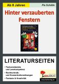 Hinter verzauberten Fenstern - Literaturseiten (eBook, PDF)