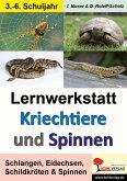 Lernwerkstatt Kriechtiere und Spinnen (eBook, PDF)