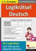 Logikrätsel Deutsch (eBook, PDF)
