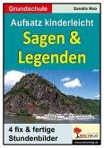 Sagen & Legenden (eBook, PDF)