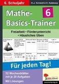 Mathe-Basics-Trainer 6. Schuljahr (eBook, PDF)