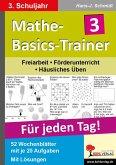 Mathe-Basics-Trainer 3. Schuljahr (eBook, PDF)