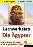 Lernwerkstatt Die Ägypter (eBook, PDF)